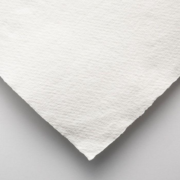 Бумага акварельная Khadi Handmade 100% хлопок Rough (грубая фактура) 210 г/м 56x76 cm