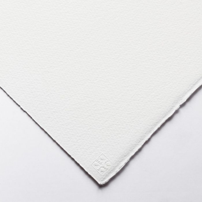 Бумага акварельная Saunders Waterford High White 100% хлопок Cold Pressed / Not (среднее зерно) 300 г/м 56x76 cm