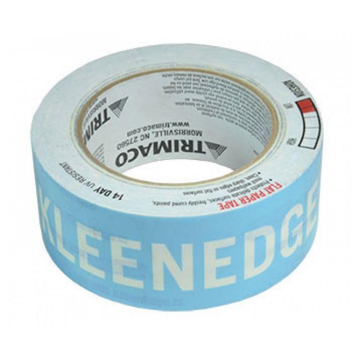 Клейкая лента (скотч) от Trimaco, KleenEdge для закрепления акварельной бумаги, шир. - 48 мм, дл. - 50 м.