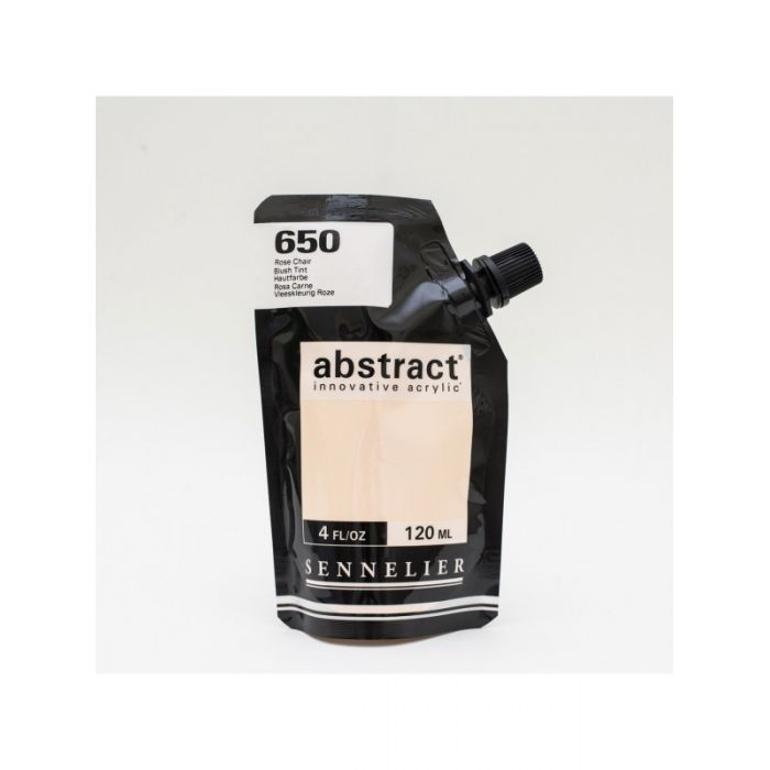 Краска акриловая Abstract Sennelier 120 мл Blush tint 650