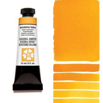 Акварель Daniel Smith - Isoindoline Yellow в тубе 15 мл., серия 2-218 - (in 019)