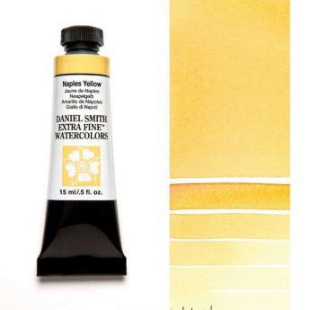 Акварель Daniel Smith - Naples Yellow в тубе 15 мл., серия 1-058 - (in 015)