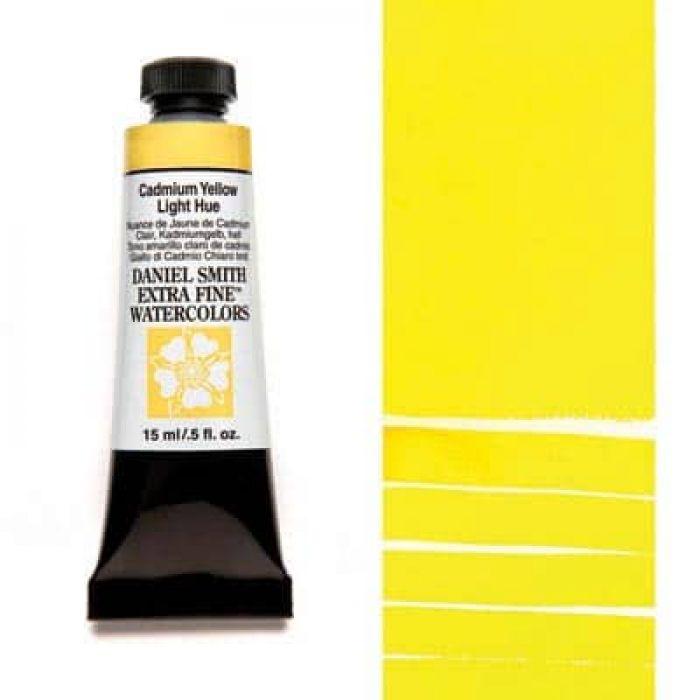 Акварель Daniel Smith - Cadmium Yellow Light Hue в тубе 15 мл., серия 3-192 - (in 011)