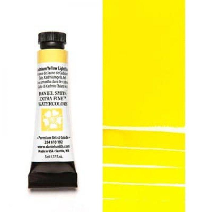 Акварель Daniel Smith - Cadmium Yellow Light Hue в тубе 5 мл., серия 3-192 - (in 011)