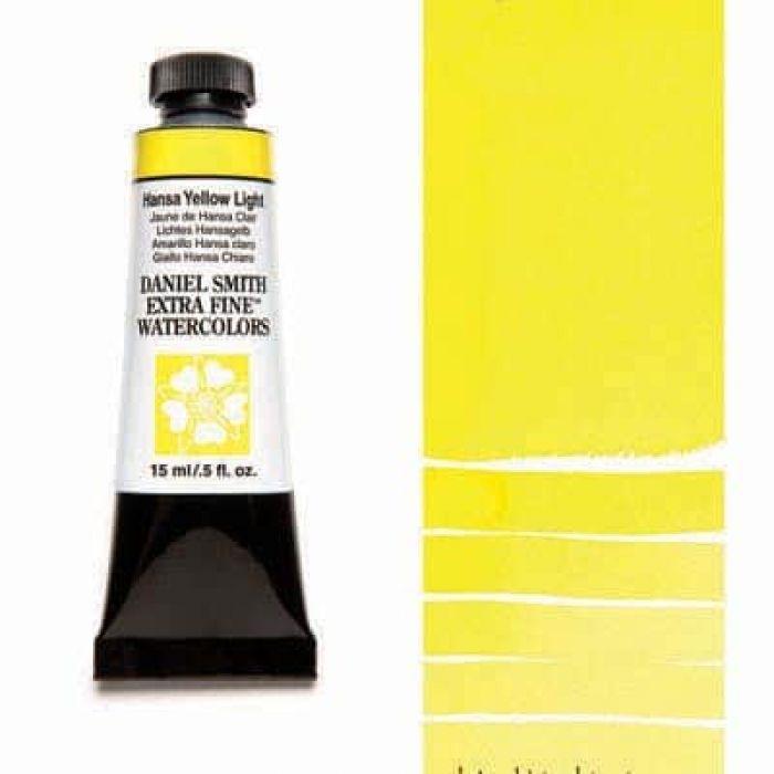 Акварель Daniel Smith - Hansa Yellow Light в тубе 15 мл., серия 1-041 - (in 005)