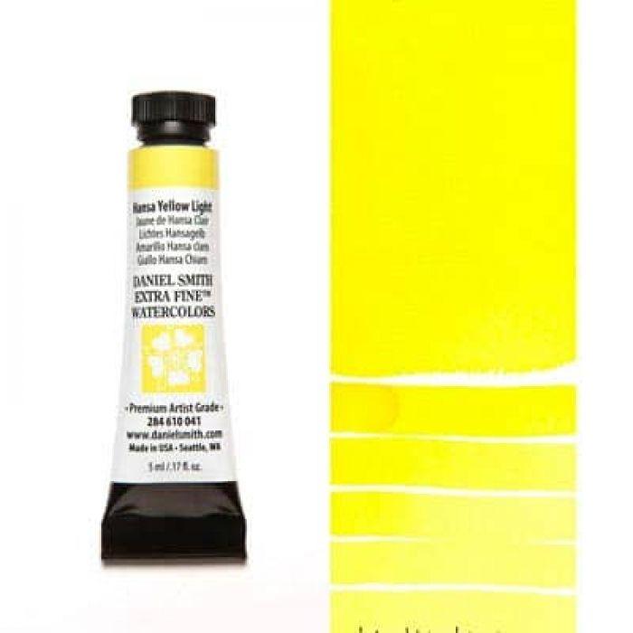 Акварель Daniel Smith - Hansa Yellow Light в тубе 5 мл., серия 1-041 - (in 005)