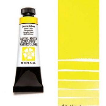 Акварель Daniel Smith - Lemon Yellow в тубе 15 мл., серия 1-165 - (in 004)