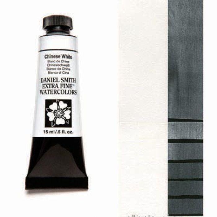 Акварельные краски DANIEL SMITH - Chinese White (Extra Fine) в тубе 15 мл., s 1 - 023