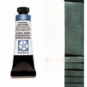 Акварельные краски DANIEL SMITH - Duochrome Lapis Sunlight (Luminescent) в тубе 15 мл., s 1 - 049