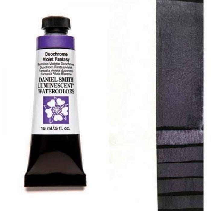 Акварельные краски DANIEL SMITH - Duochrome Violet Fantasy (Luminescent) в тубе 15 мл., s 1 - 045