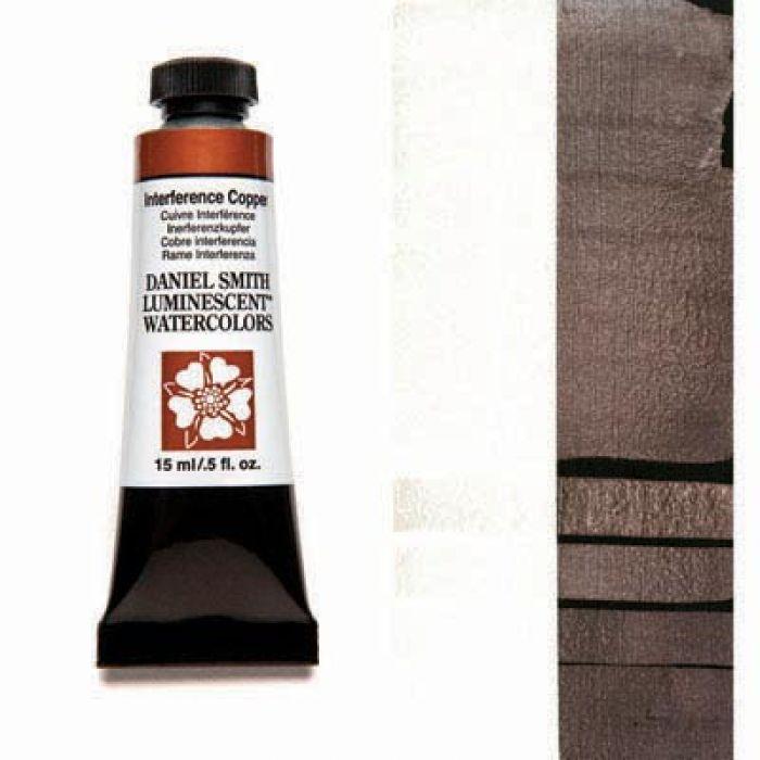 Акварельные краски DANIEL SMITH - Interference Copper (Luminescent) в тубе 15 мл., s 1 - 002
