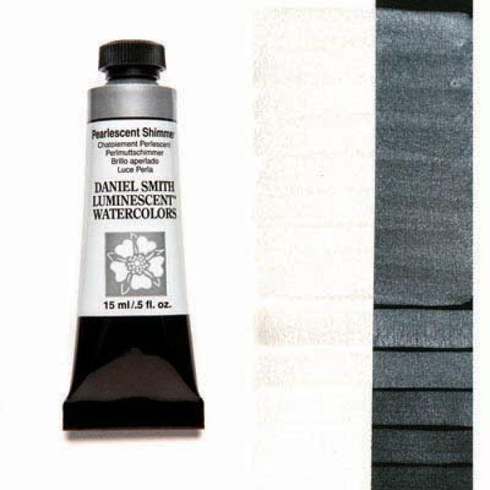 Акварельные краски DANIEL SMITH - Pearlescent Shimmer (Luminescent) в тубе 15 мл., s 1 - 024