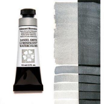 Акварельные краски DANIEL SMITH - Iridescent Moonstone (Luminescent) в тубе 15 мл., s 1 - 034