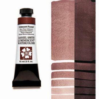 Акварельные краски DANIEL SMITH - Iridescent Russet (Luminescent) в тубе 15 мл., s 1 - 020
