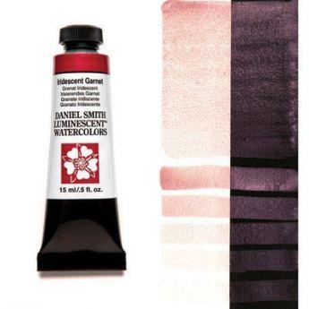 Акварельные краски DANIEL SMITH - Iridescent Garnet (Luminescent) в тубе 15 мл., s 1 - 028