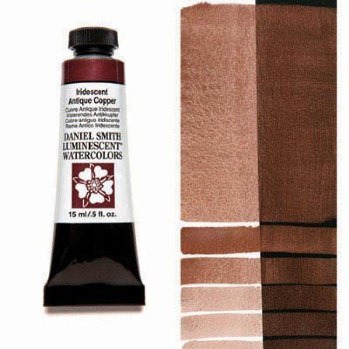 Акварельные краски DANIEL SMITH - Iridescent Antique Copper (Luminescent) в тубе 15 мл., s 1 - 009