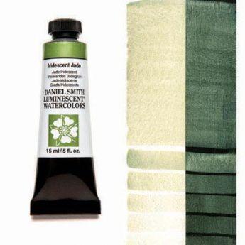 Акварельные краски DANIEL SMITH - Iridescent Jade (Luminescent) в тубе 15 мл., s 1 - 019