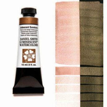 Акварельные краски DANIEL SMITH - Iridescent Sunstone (Luminescent) в тубе 15 мл., s 1 - 022