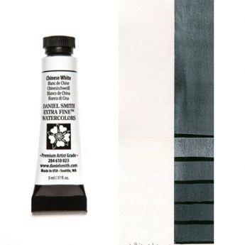 Акварельные краски DANIEL SMITH - Chinese White (Extra Fine) в тубе 5 мл., s 1 - 023