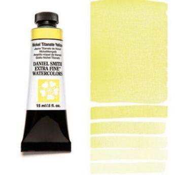 Акварель Daniel Smith - Nickel Titanate Yellow в тубе 15 мл., серия 1-062 - (in 002)