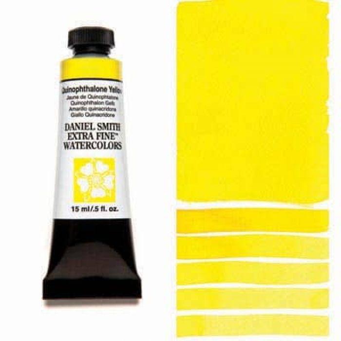 Акварель Daniel Smith - Quinophthalone Yellow  в тубе 15 мл., серия 3-223 - (in 009)