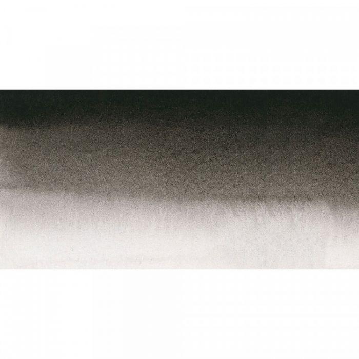 Акварель Sennelier Ivory Black (755) серия 1 в тубе 21 мл - (in 097)