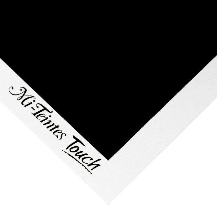 Профессиональная бумага для пастели Canson : Mi-Teintes Touch. 24х32см, 350 г/м, 12л.
