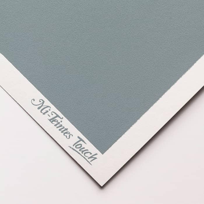 Бумага для пастели Canson Mi-Teintes Touch - лист 50 х 65см, 350 г/м - цвет 490 - Light Blue