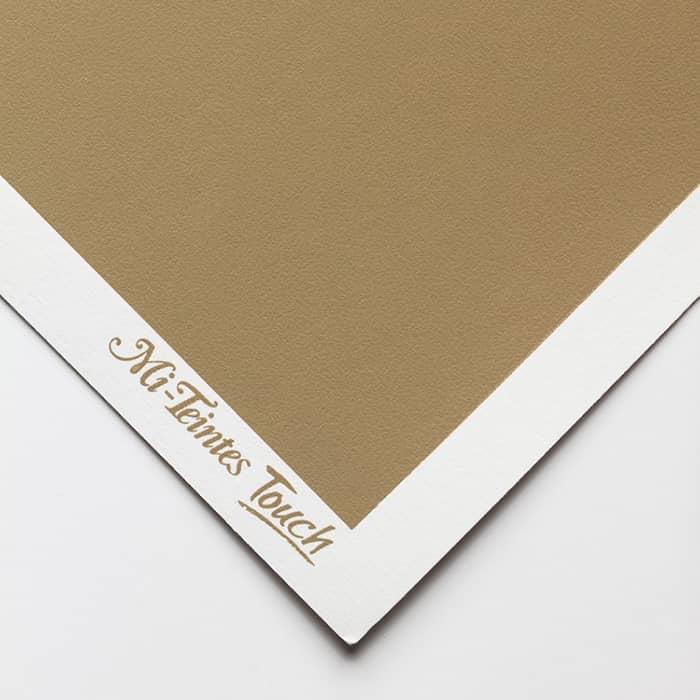 Бумага для пастели Canson Mi-Teintes Touch - лист 50 х 65см, 350 г/м - цвет 336 - Sand
