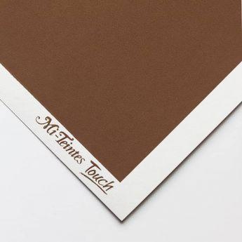 Бумага для пастели Canson Mi-Teintes Touch - лист 50 х 65см, 350 г/м - цвет 133 - Sepia