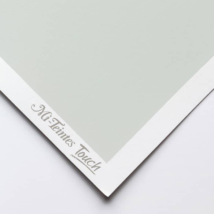 Бумага для пастели Canson Mi-Teintes Touch - лист 50 х 65см, 350 г/м - цвет 354 - Sky Gray