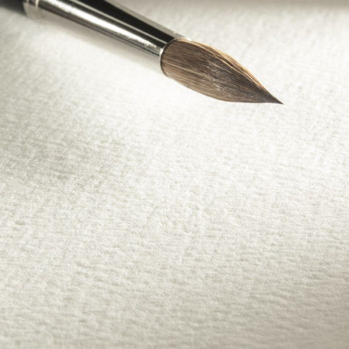Бумага для акварели Hahnemuhle Leonardo. Склейка 30x40 см. Rough (грубое зерно) 600 г. 100% хлопок