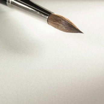 Бумага для акварели Hahnemuhle Cezanne 100% хлопок Hot Press (гладкая) 300 г. 56x76 см