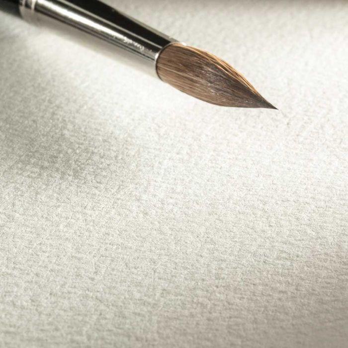Бумага для акварели Hahnemuhle Cezanne. Склейка 24х32 см. Rough (грубая фактура) 300 г. 100% хлопок