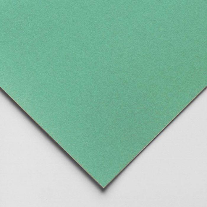Бумага для пастели Hahnemuhle Velour, цвет Green, 260 г/м, 50x70 см. 1 упаковка - 10 листов