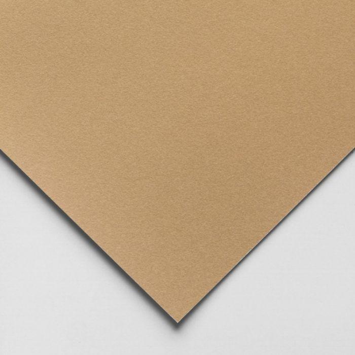 Бумага для пастели Hahnemuhle Velour, цвет Ochre, 260 г/м, 50x70 см