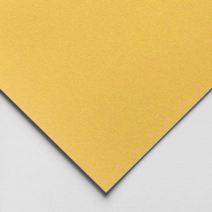 Бумага для пастели Hahnemuhle Velour, цвет Orange, 260 г/м, 50x70 см