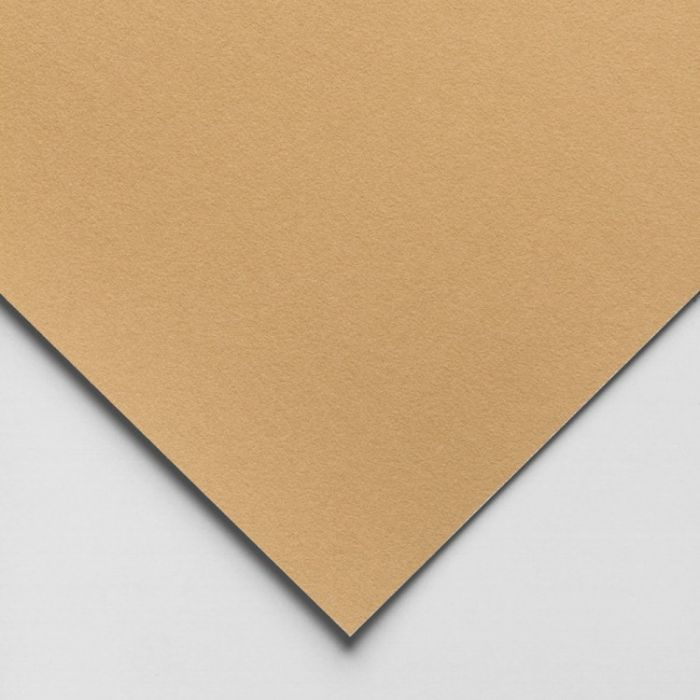 Бумага для пастели Hahnemuhle Velour, цвет Sand, 260 г/м, 50x70 см. 1 упаковка - 10 листов