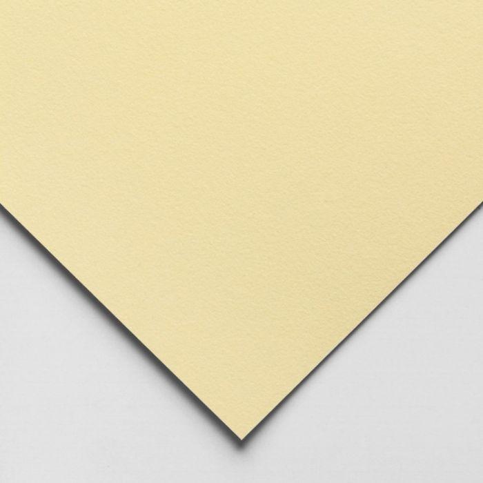 Бумага для пастели Hahnemuhle Velour, цвет Yellow, 260 г/м, 50x70 см. 1 упаковка - 10 листов