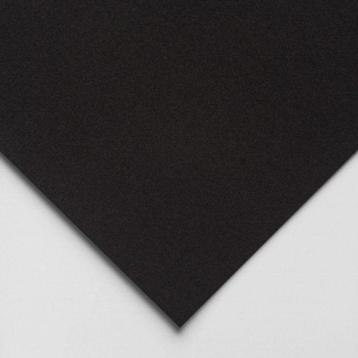 Бумага для пастели Hahnemuhle Velour, цвет Black, 260 г/м, 50x70 см