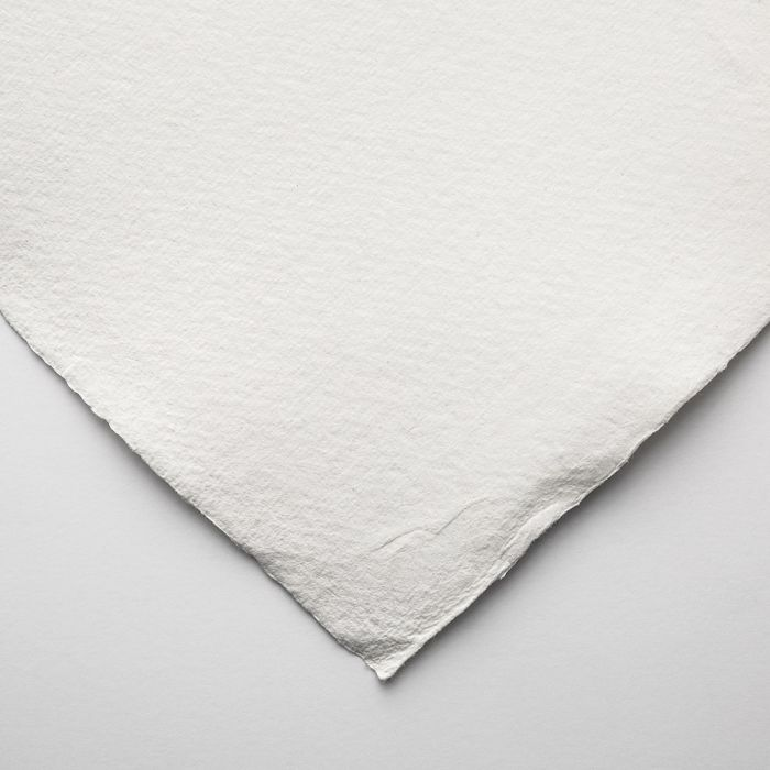 Бумага акварельная Khadi Handmade 100% хлопок Smooth (гладкая) 320 г/м 56x76 cm