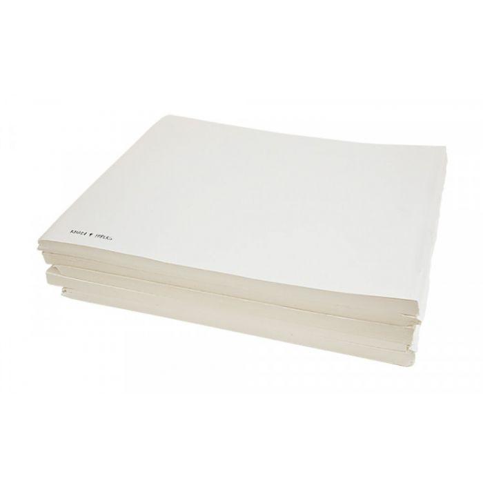 Скетчбук ручной работы KHADI в мягкой обложке. Бумага 100% хлопок SMOOTH - HOT PRESS 210 гр. Размер 30х35 см. 40 страниц.