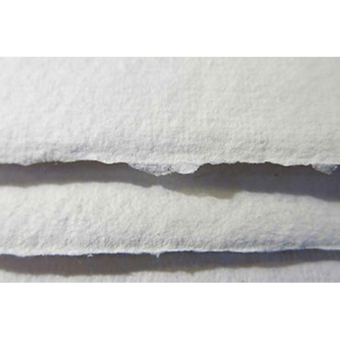 Набор акварельной бумаги KHADI. 100% хлопок Фактура ROUGH, 640 гр. Размер 15х21 см. 10 листов