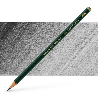 Графитный карандаш Faber Castell 9000, твердость 2B