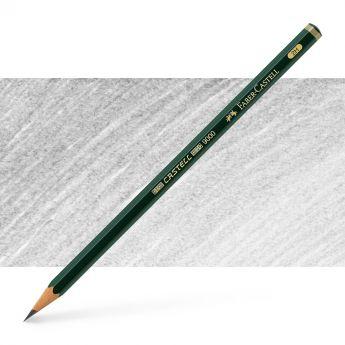 Графитный карандаш Faber Castell 9000, твердость 2H