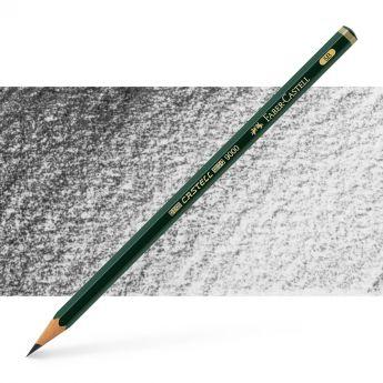 Графитный карандаш Faber Castell 9000, твердость 5B