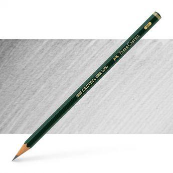 Графитный карандаш Faber Castell 9000, твердость 6H