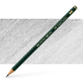 Графитный карандаш Faber Castell 9000, твердость F