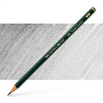 Графитный карандаш Faber Castell 9000, твердость H