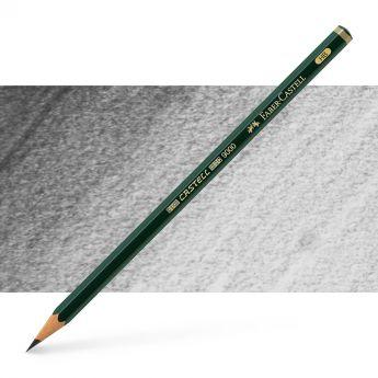 Графитный карандаш Faber Castell 9000, твердость HB